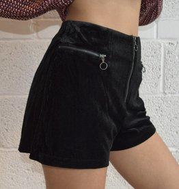 Black Cord Short