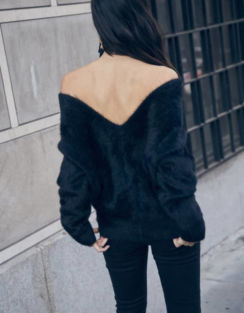 Sage the Label Lover Lay Down Sweater