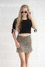 Minkpink Jullian Cropped Knit