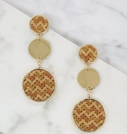 Ettika Boho Dreams Earring