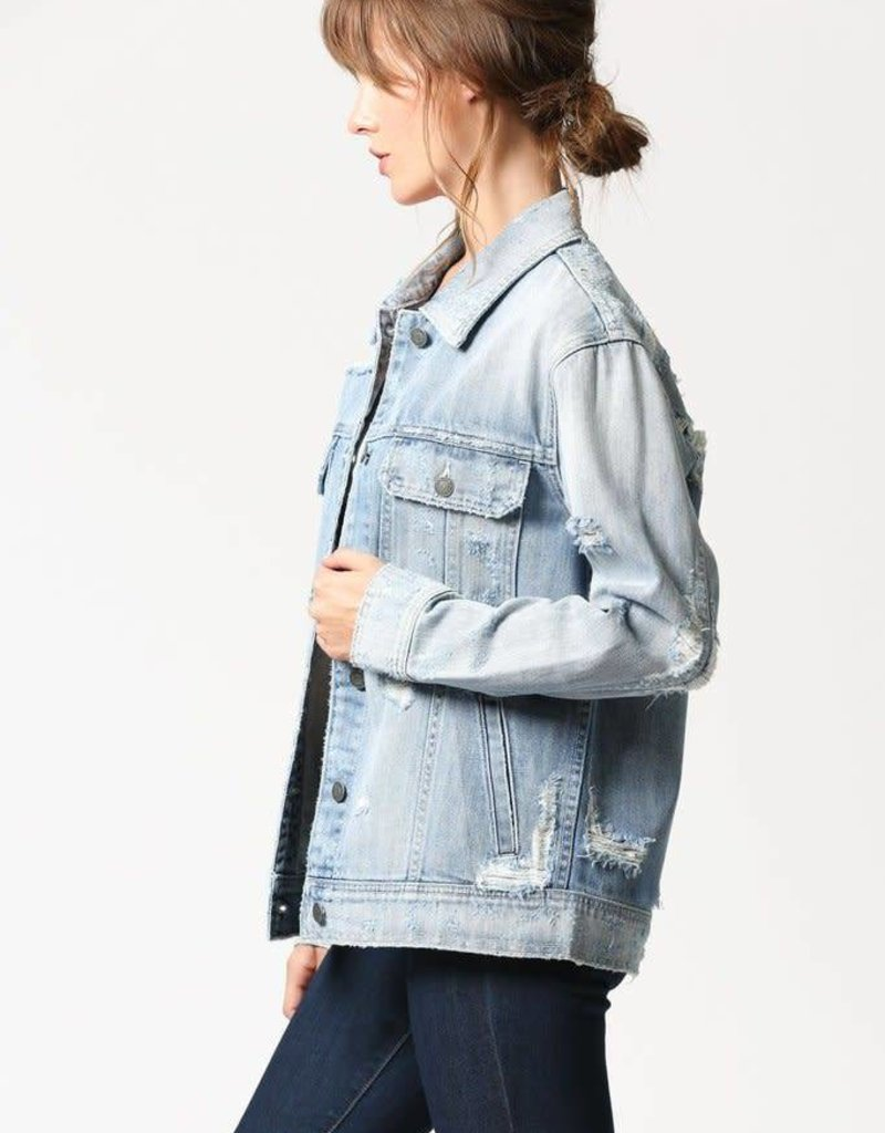 Blue Moon Jacket