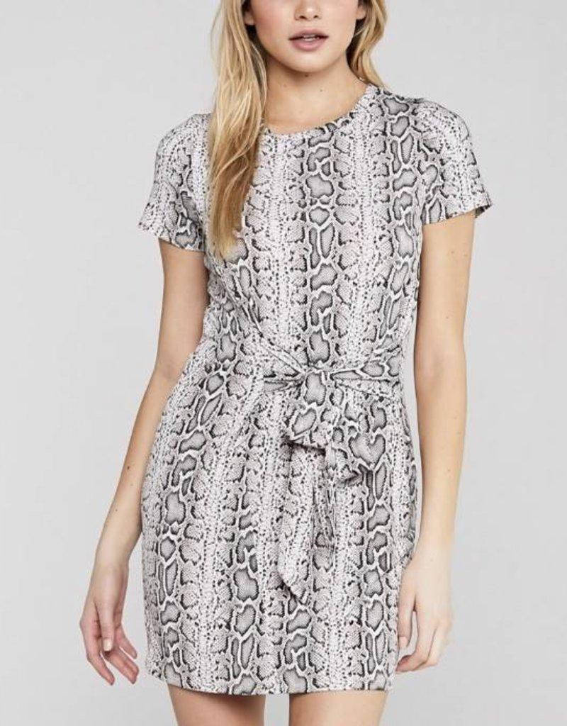 Boa Dress