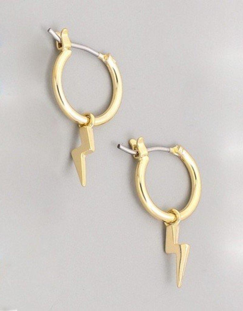 Lightning Rod Earring