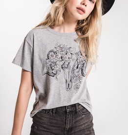White Crow Ram It Down Tee