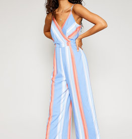 Sadie & Sage Frida Wrap Jumpsuit
