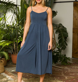 Mystree Whale Tail Jumpsuit