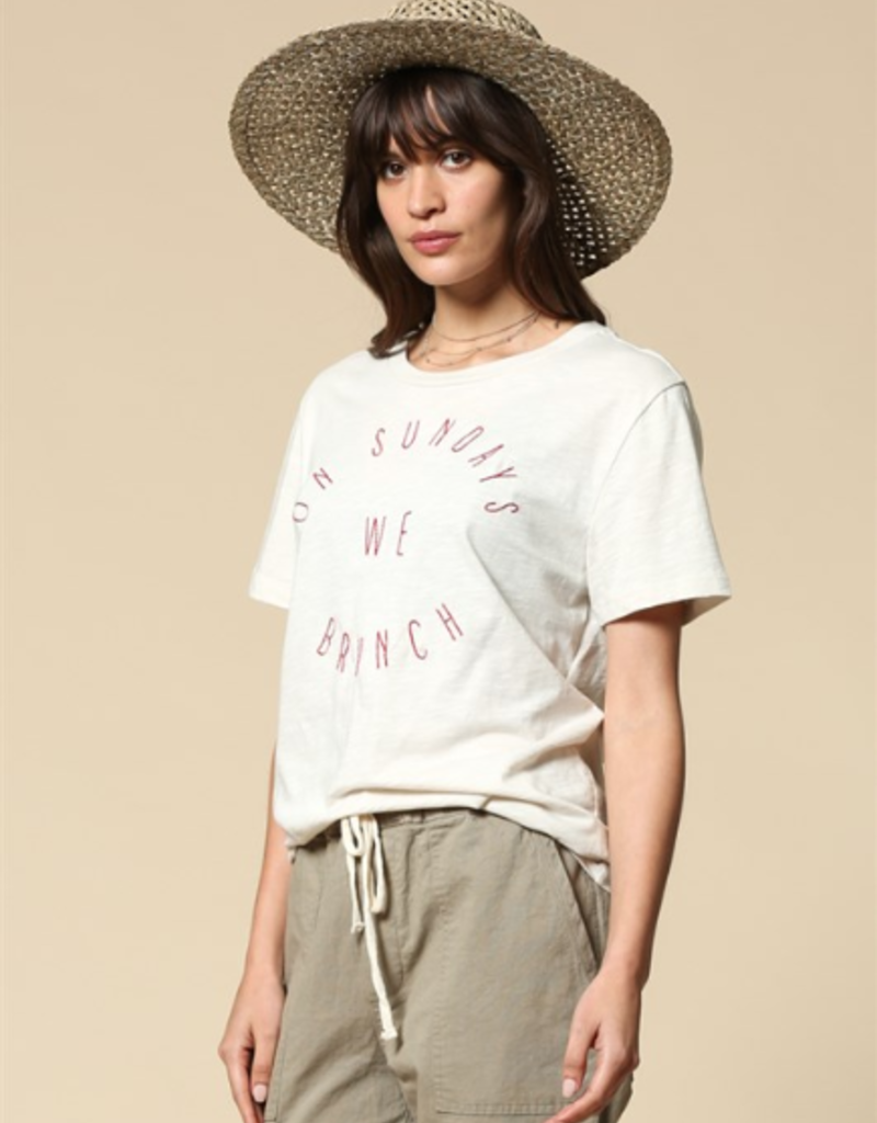 By Together Babes That Brunch Tee
