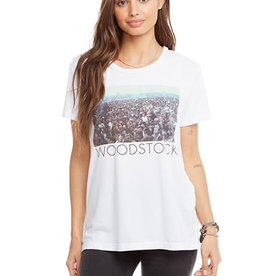Chaser Woodstock Festival Vintage Jersey Tee