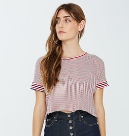 Project Social T Garcia Striped Tee