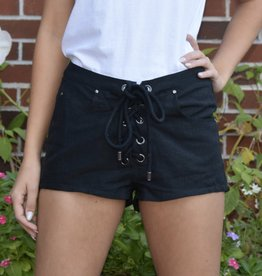Trigger High Waisted Shorts