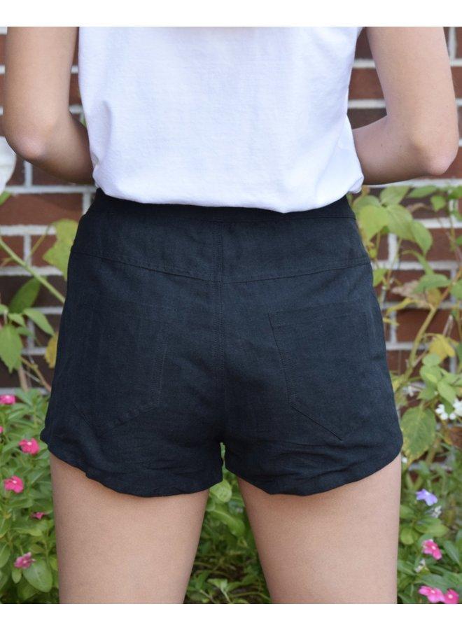 Trigger High Waisted Shorts