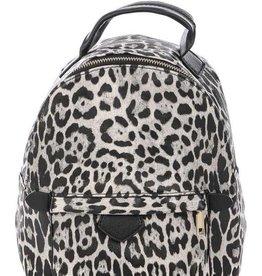 Bella Mar Wild Side Backpack Leopard
