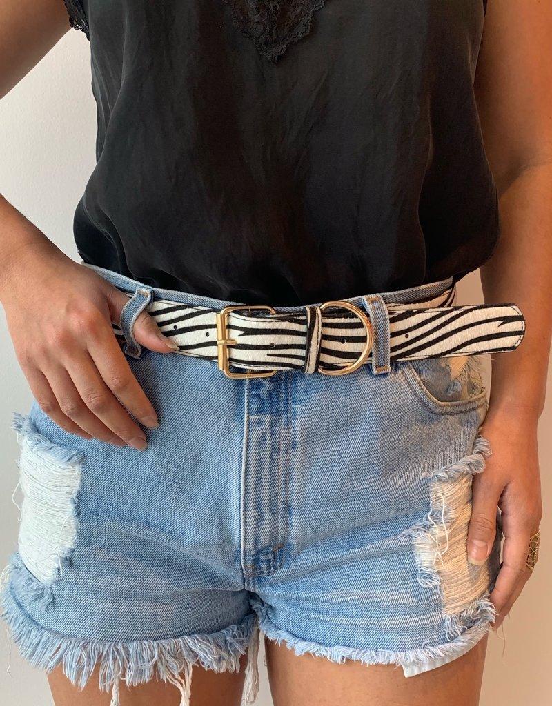 Earn Your Stripes Belt