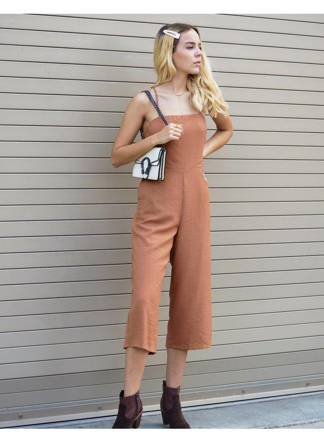 Catina Culotte Jumpsuit