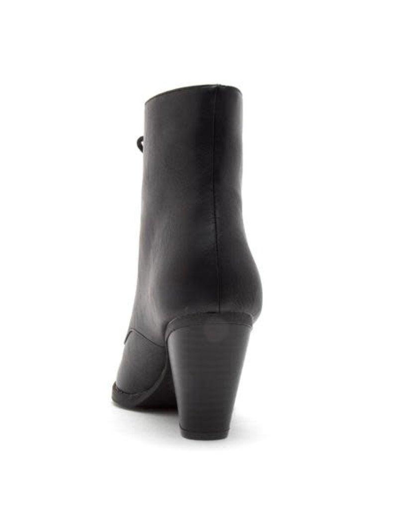 Bella Mar Zooey Boot Black Crinkle
