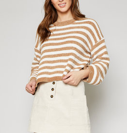 Bella Mar So Long Stripe Sweater