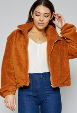 Bella Mar This Feeling Fleece Jacket