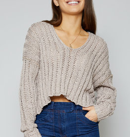 Bella Mar Crazy Love Sweater