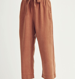 Bella Mar La Flare Crop Pant Gucci Gold