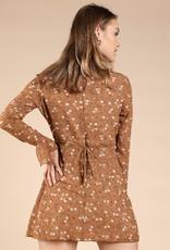 Wild Honey Morning Coffee Mini Dress
