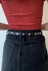 Bella Mar Star Studded Belt