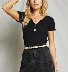 Sage the Label Marta Mini Skirt
