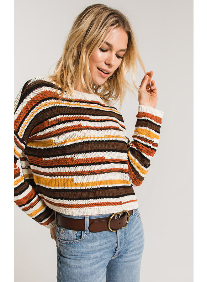 Lenora Sweater Top