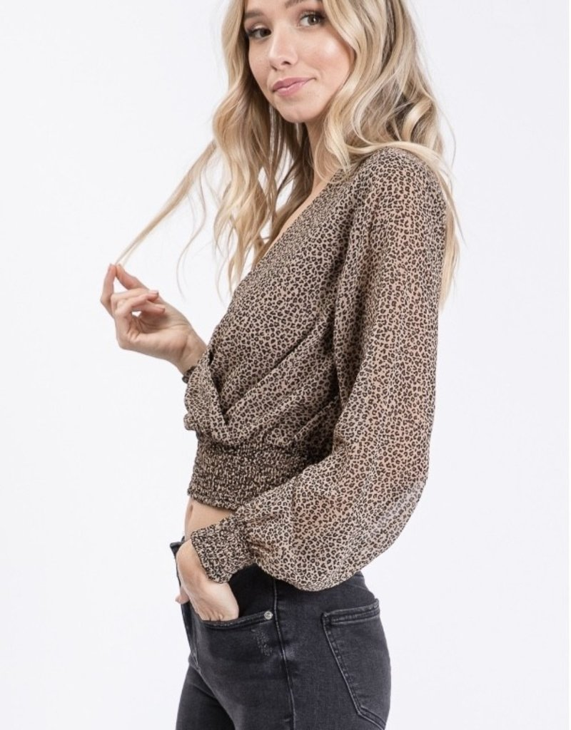 Bella Mar Someone To Hold Top Brown