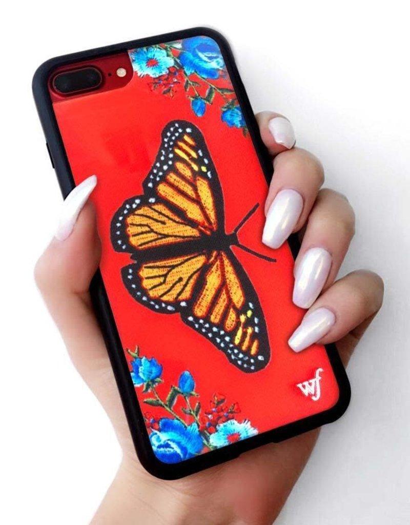 Wildflower Butterfly iPhone Xr Case