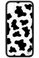 Wildflower Moo Moo iPhone Xr Case