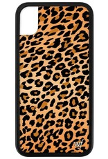 Wildflower Leopard iPhone Xs Max Case