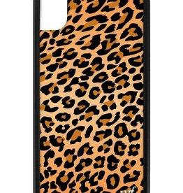 Wildflower Leopard iPhone Xs Max Case
