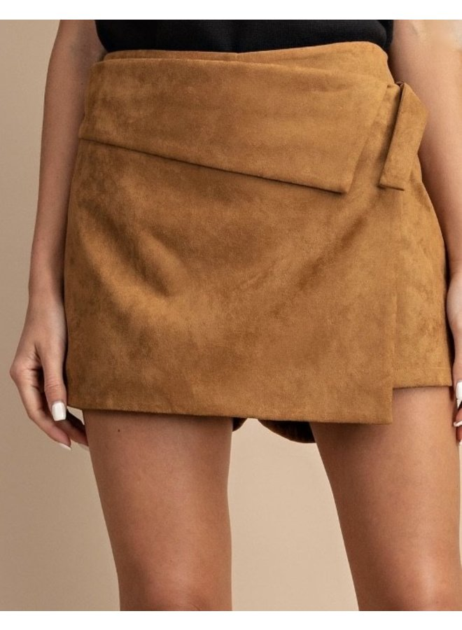 Eastside Wrap Front Skort