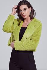 Bella Mar Electric Love Fur Jacket