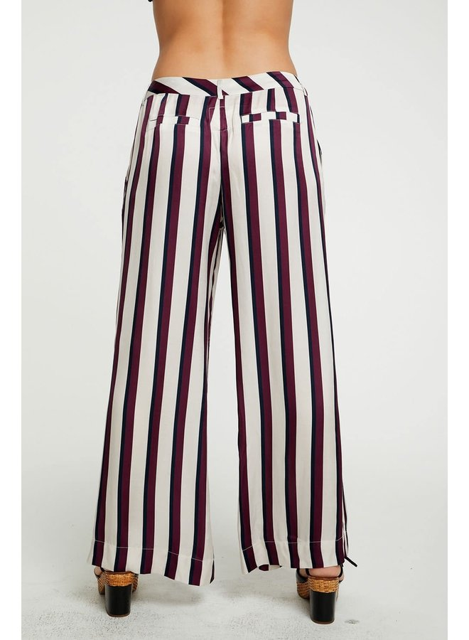Silky Basics Wide Leg Trouser