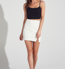 Bella Mar Backstage Pass Mini Skirt