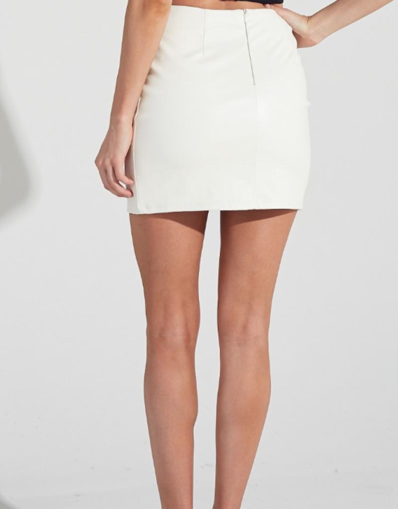Bella Mar Backstage Pass Mini Skirt