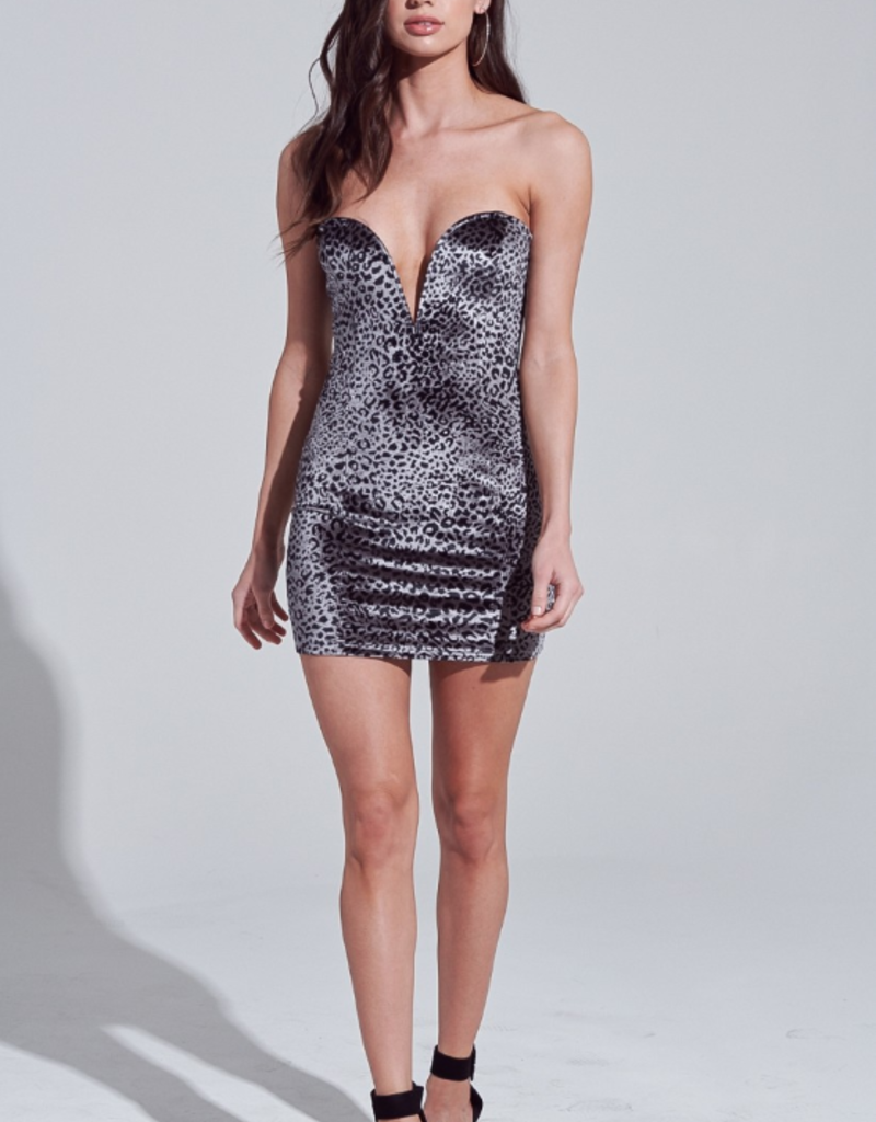 Bella Mar Bad Guy Mini Dress