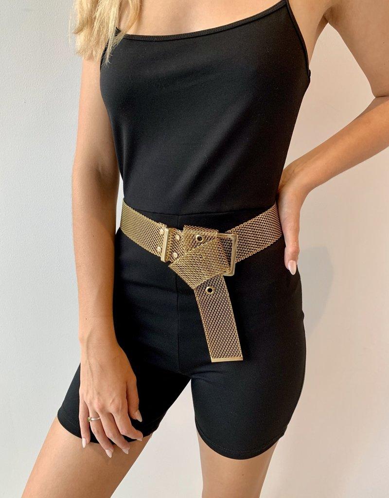 Bella Mar Dusted Chain Belt