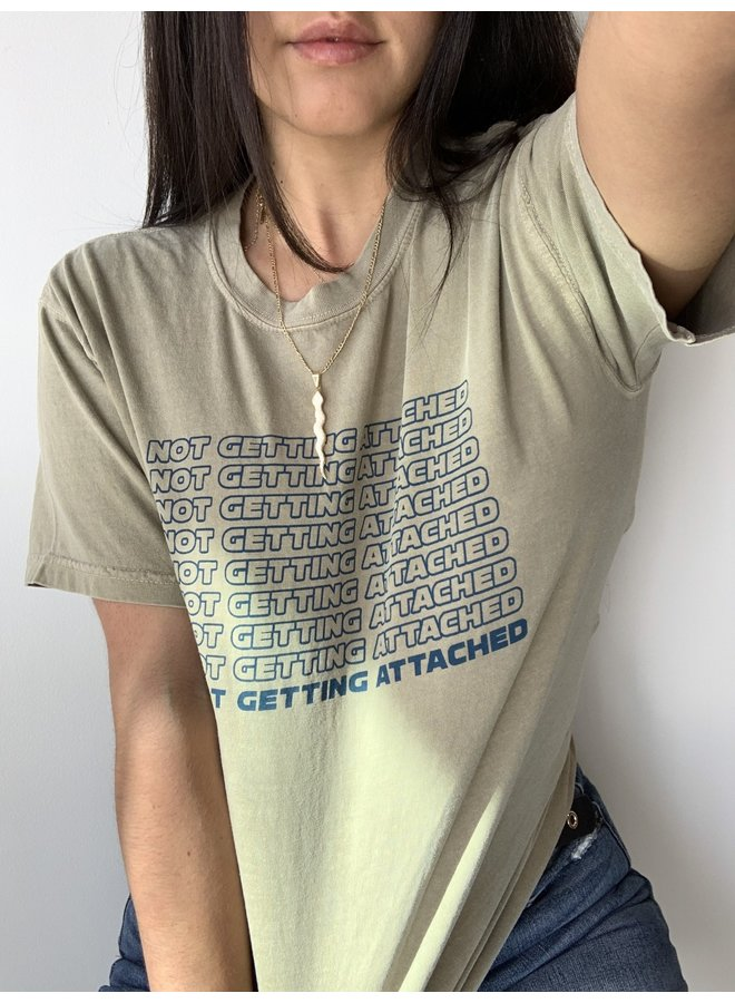 Not Attached Tee