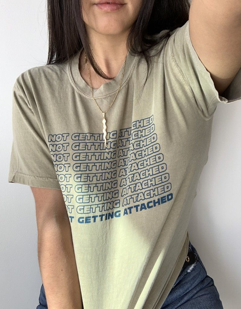 Not Another Label Not Attached Tee