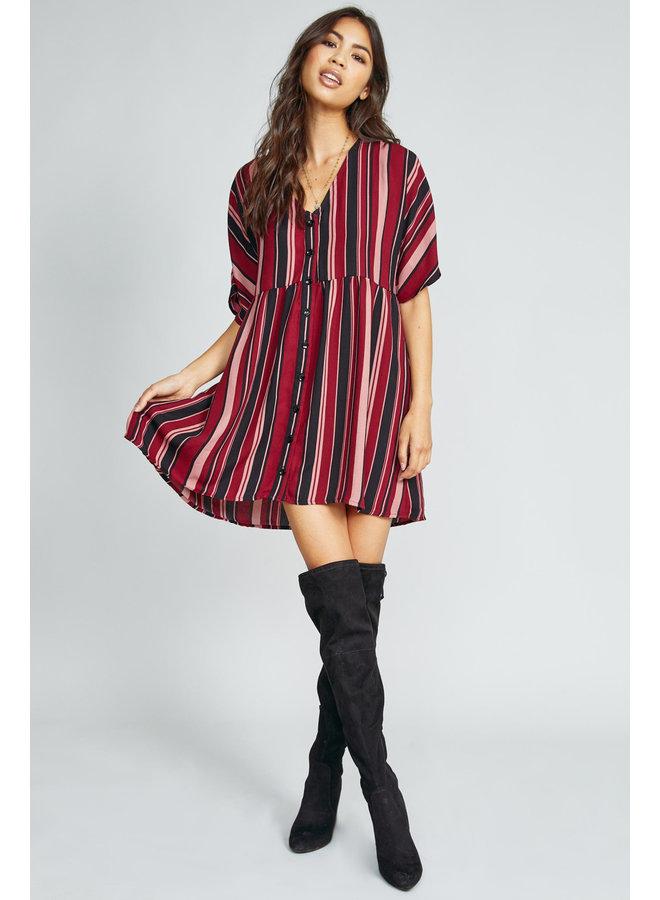 Wild Ways Stripe Dress