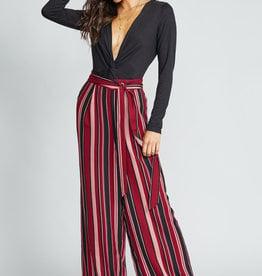 Bella Mar Wild Ways Stripe Pant