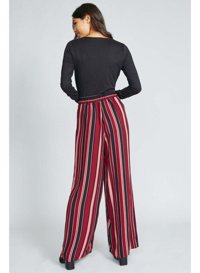 Wild Ways Stripe Pant