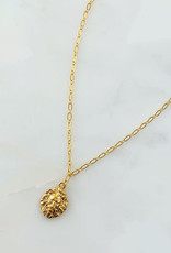 ALV Jewels Lions Head Necklace