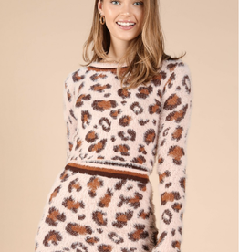 Wild Honey Like a Cat Sweater