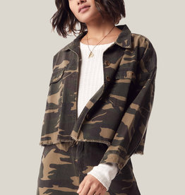 Bella Mar Catch Me Camo Jacket