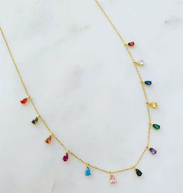 ALV Jewels Sunshine Drop Necklace