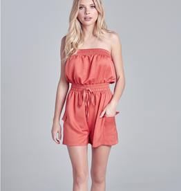 Bella Mar Kissing Other People Romper