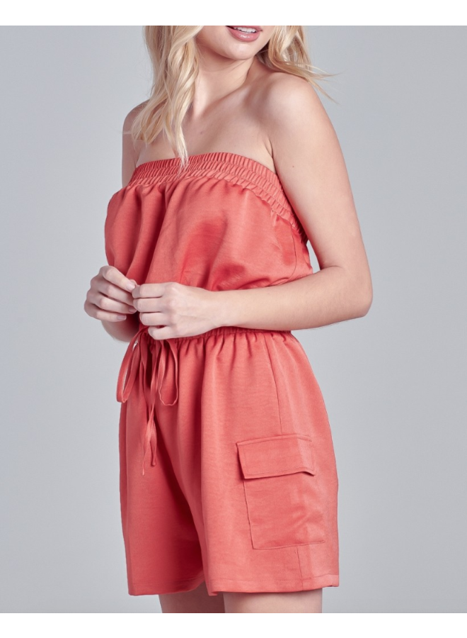 Kissing Other People Romper